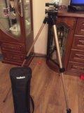 Штатив для видеокамеры. Фото 2.