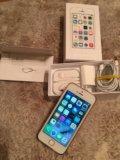 Iphone 5s, gold, 16 gb. Фото 1.