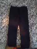 Теплые зимние штаны. Фото 1.