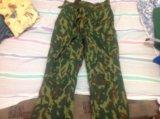 Ватные тёплые штаны новые(ватники). Фото 1.