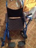 Инвалидная коляска. Фото 2.