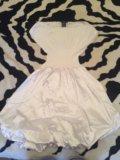 Платье 👗белоснежки. Фото 1.