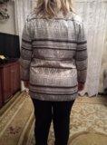 Шелковая кофта-пиджак. Фото 2.