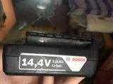 Батареи для шуруповёрта. Фото 1.