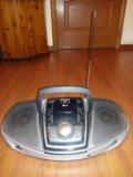 Магнитофон lg. Фото 1.