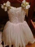 Новогоднее платье. Фото 2.
