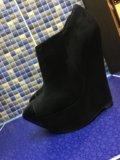 Ботинки на платформе. Фото 1.
