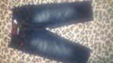 Новые теплые джинсы. Фото 2.