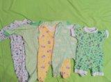 Пакет одежды для новорожденного. Фото 3.