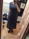 Платье d&g. Фото 1.