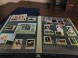 Марки около 850 шт. вьетнам, болгария, ссср. Фото 1.