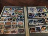 Марки около 850 шт. вьетнам, болгария, ссср. Фото 3.