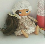 Текстильные куколки. Фото 3.