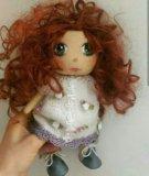 Текстильные куколки. Фото 2.