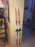 Лыжи. Фото 1.