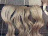 Волосы на заколках. Фото 3.