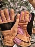 Перчатки тёплые зимние,  женские новые ⛷❄️. Фото 1.