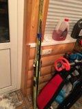 Продам новые детские лыжи. Фото 3.