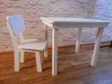 Стол и стульчик. Фото 2.