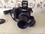Nikon p500 coolpix. Фото 1.