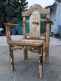 Мебель рученой работы. Фото 1.