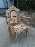 Мебель рученой работы. Фото 2.