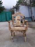 Мебель рученой работы. Фото 4.