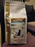 Корм для кошек 2 кг. gastro intestinal. Фото 1.