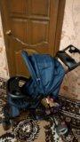 Прогулочная коляска. Фото 1.
