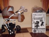 Новая bebe-mobile toscana 2 в 1. Фото 1.