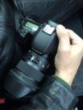 Объектив сигма 24mm 1,4 art. Фото 1.