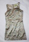 Платье в белестках вечернее. Фото 1.