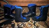 Ботинки сноубордические. Фото 2.