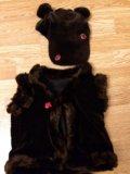 Новогодний костюм медведя на 3-4 года. Фото 4.