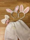 Аксессуары к костюму зайца. Фото 2.
