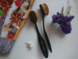 Щетки для нанесения тона. Фото 1.