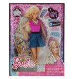 Новая кукла barbie. Фото 1.