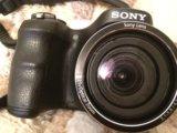 Sony cuber-shot dsc-h100. Фото 3.