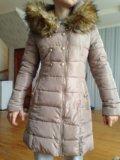 Пальто для подростка. Фото 1.
