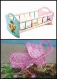 Новая кровать для куклы. Фото 1.