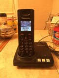 Радио телефон panasonic kx-tg8205ru. Фото 1.
