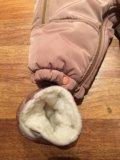 Зимний комбинезон на натуральной овчине. Фото 4.