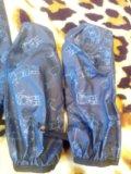 Непромокайка тим-тим. куртка, штаны и краги. Фото 2.
