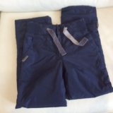 Болоневые зимние штаны для девочки 8-10 лет. Фото 2.