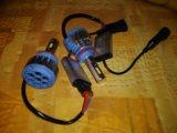 ⏺❗новые led лампы h11(h8). Фото 1.