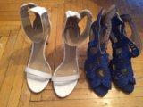 Zara босоножки, туфли. Фото 4.