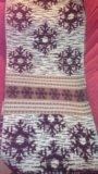 Скандинавский шарф из магазина стокманн. Фото 3.