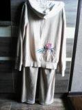 Велюровый костюм 44-46р. Фото 1.