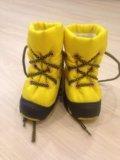Ботинки зимние детские. Фото 1.