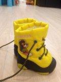 Ботинки зимние детские. Фото 3.